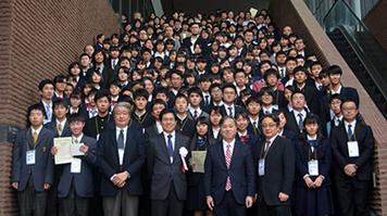 Nougeikagaku Meeting for High-school Students