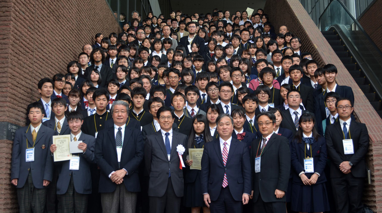 The Nougeikagaku Meeting for High-school Students at the 2019 Annual Meeting (Tokyo)