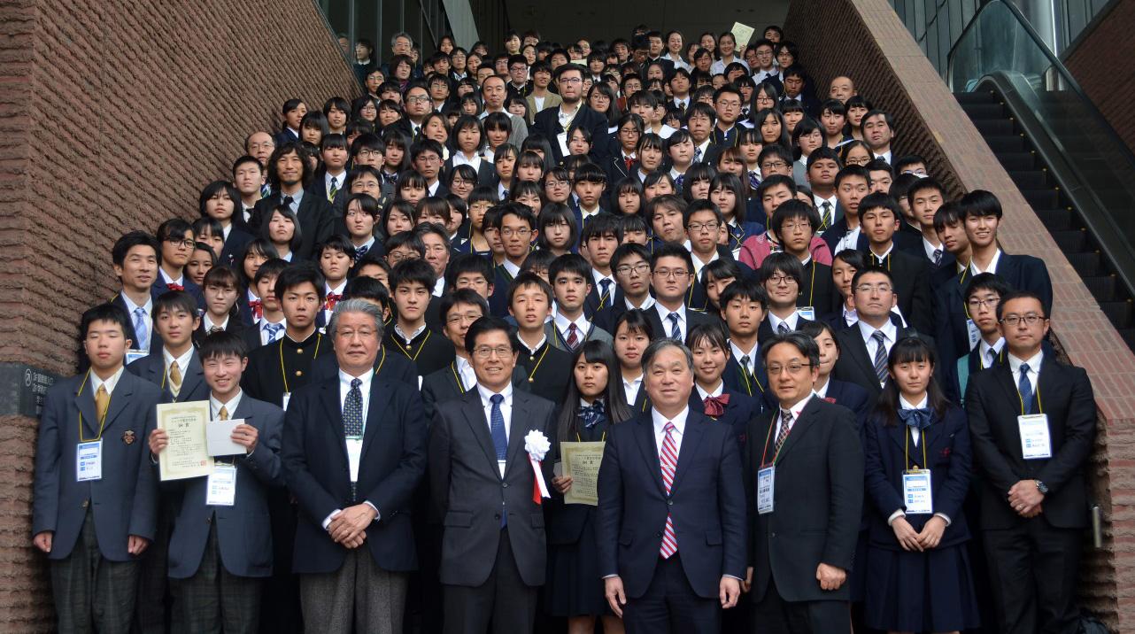 2019年度東京大会 ジュニア農芸化学会にて