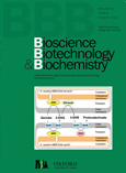 Bioscience, Biotechnology, and Biochemistry